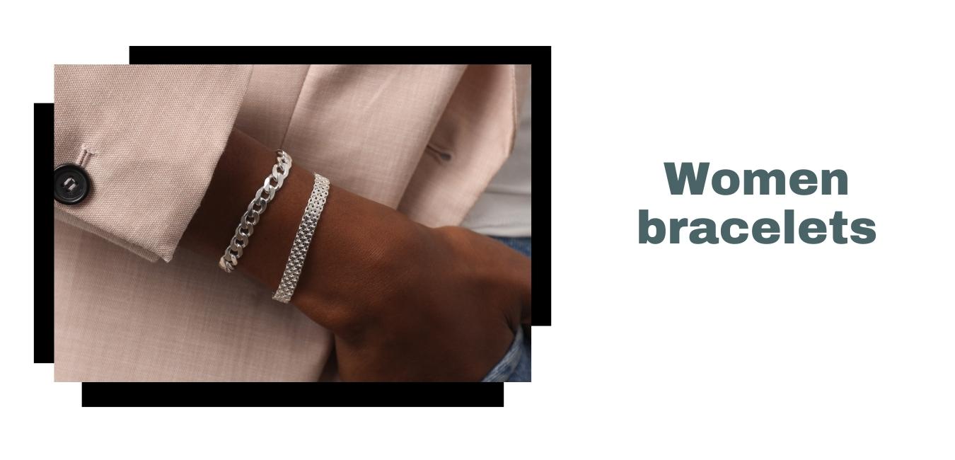 Women Bracelets by Braillo