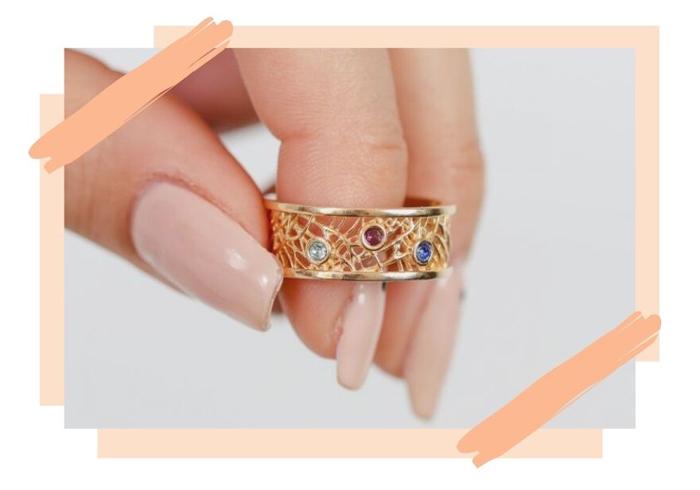 Gold Vermeil Rings